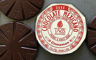 TAZA CHOCOLATE