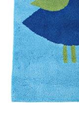 ピヨピヨ 100×180cm ブルー