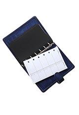 GIULIANO MAZZUOLI ×FIATコラボ System Notebook Sサイズ 青