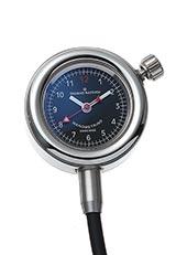 GIULIANO MAZZUOLI Manometro Pocket Watch Silver color/Black