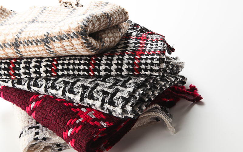 TRANSFER CASHMERE:ACCESSORIES