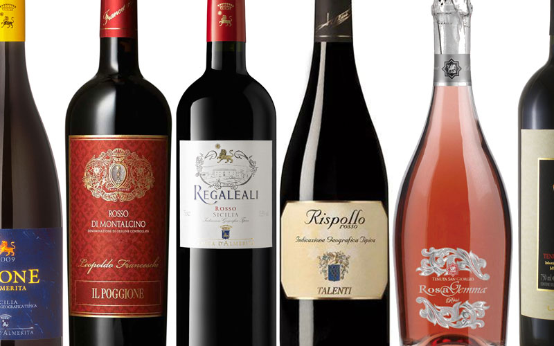Exclusive Italian Wines for Holidays