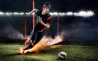 Nike:Soccer & baseball accessory
