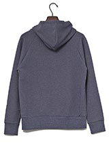URBAN RESEARCH 裏配色ZIPパーカー NVY/GRY