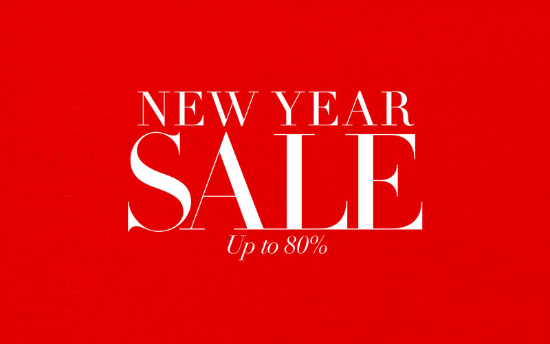New Year Sale : Up to 80%