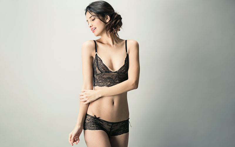 PEACH JOHN LINGERIE VOL.1
