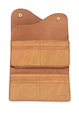 Paquet ウォレット Brown