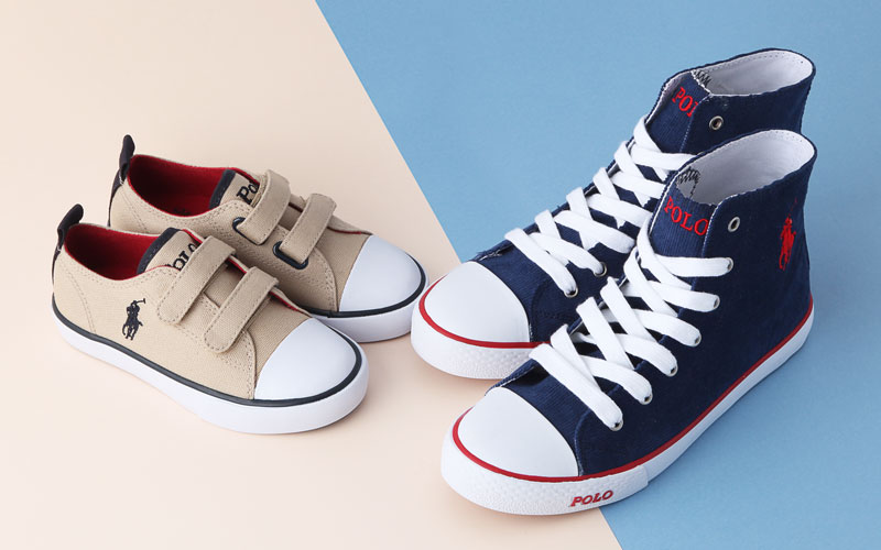 Polo Ralph Lauren Junior shoes
