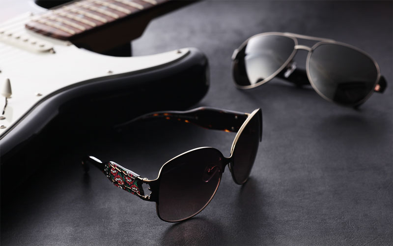 Ed Hardy : Sunglasses