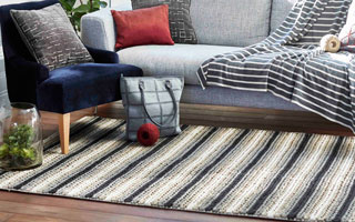 Colourful Rugs by Hagihara