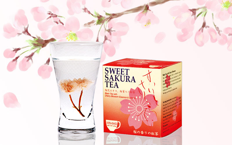 SAKURA TEA