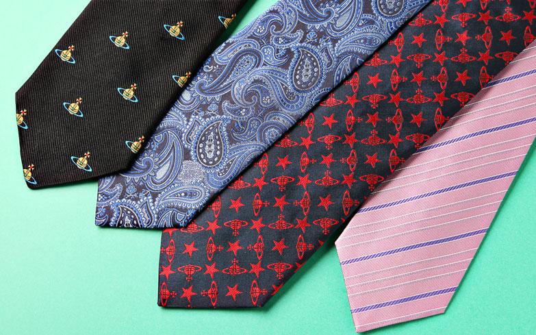 Men's Ties: Vivienne Westwood and more