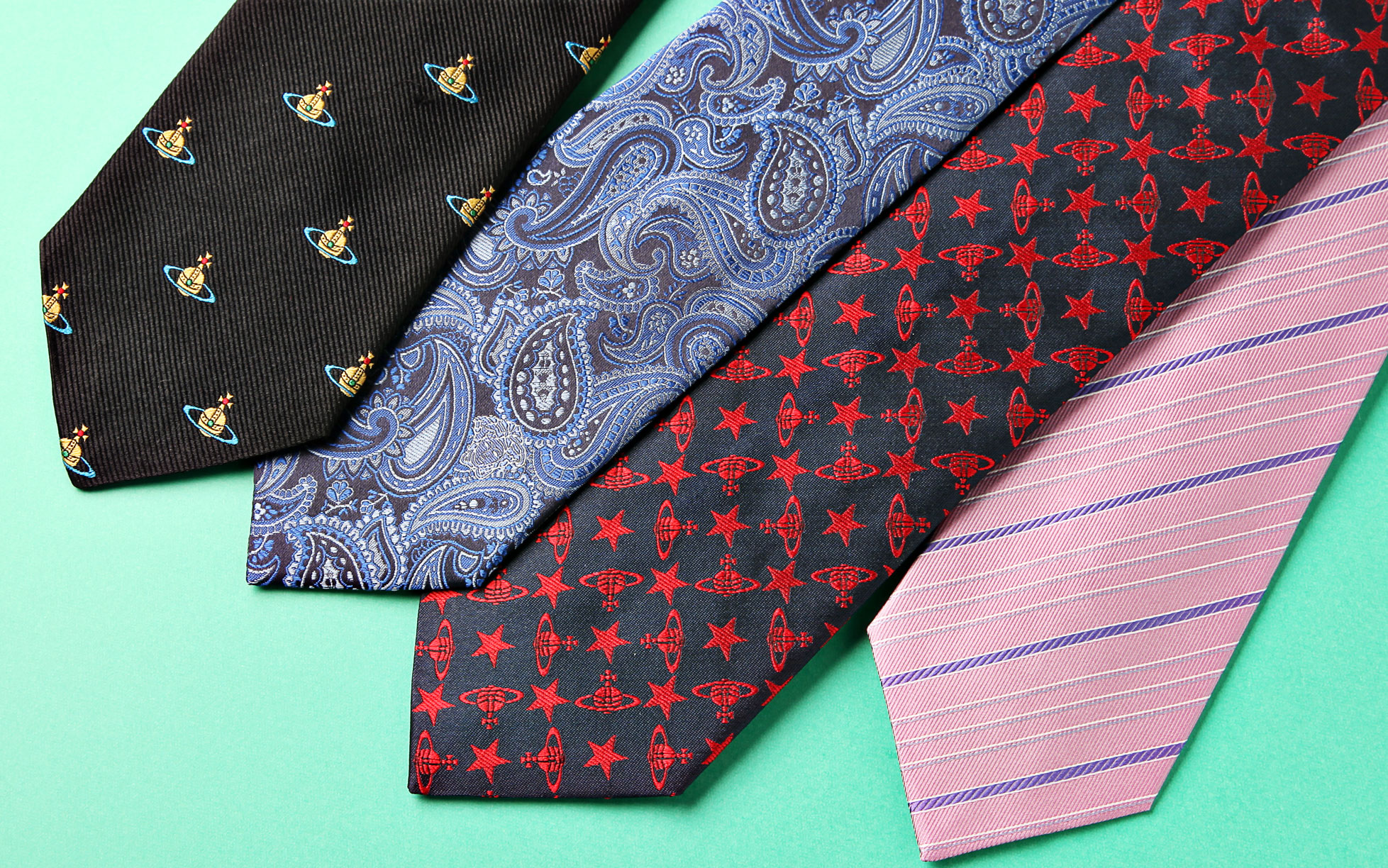 Men's Ties: Vivienne Westwood and more