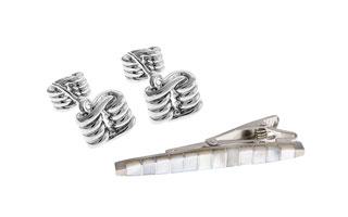 TATEOSSIAN Cufflinks and Tiebars