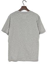 Sonny Label ポケット付きプリントTシャツ グレー