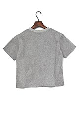 URBAN RESEARCH コンパクトポケットTEE GRY