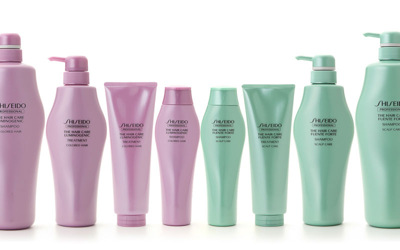 SHISEIDO the haircare