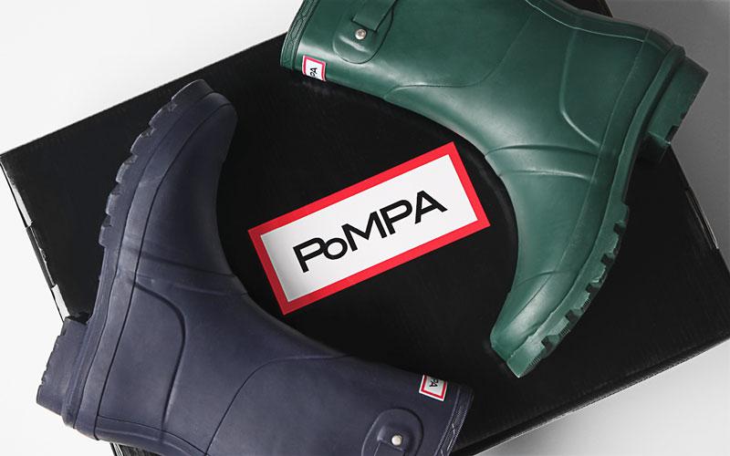 POMPADOUR: Shoes