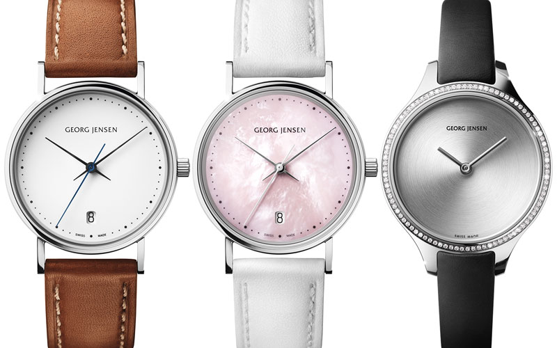 GEORG JENSEN:WATCH