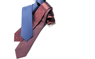 MEN'S TIE SELECTION