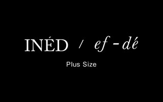 Plus Size:INED and more