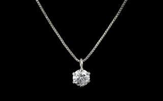Platinum Diamond Necklaces
