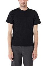 FORK&SPOON DRYポケットTシャツ ブラック