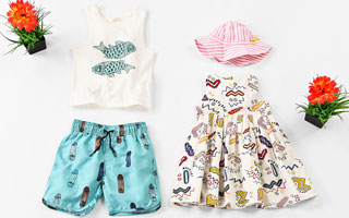 KID'S DESIGNERS OUTFIT