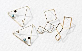 Japan made Earrings