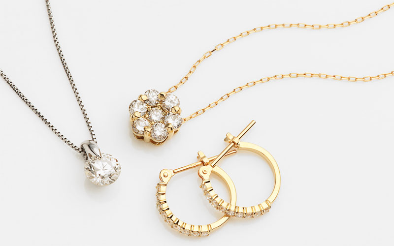 18K GOLD JEWELRY for Summer