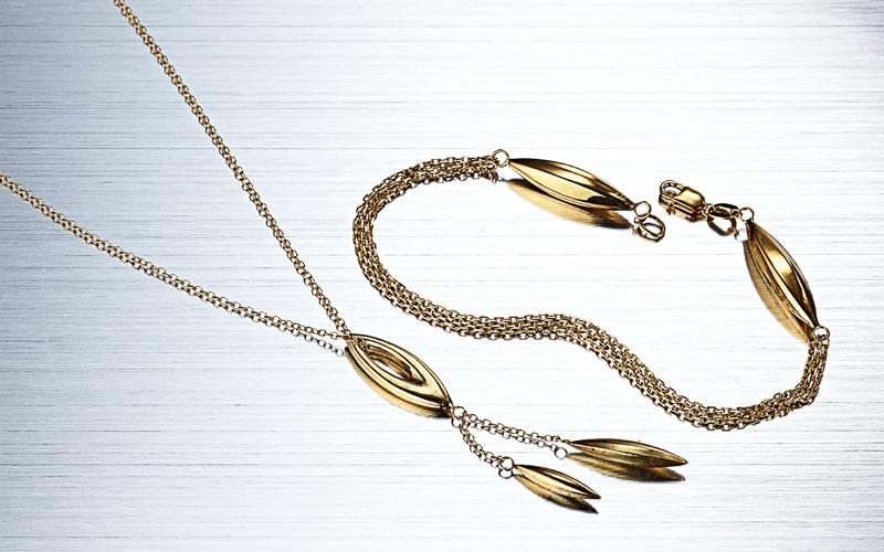 Luxury Gold Jewelry