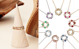 Birthstone Jewelry collection