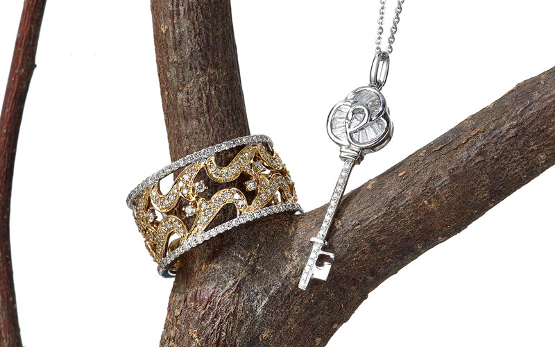 4 SEASONS JEWELRY:Diamond Premium