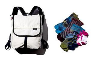 KEEN:Bags & Socks