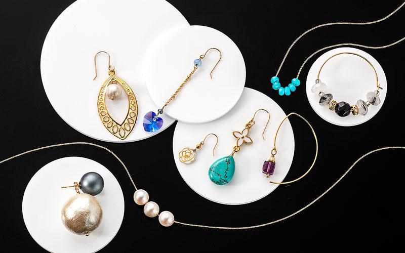 MODE FOURRURE:Jewelry