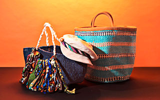 People Tree:bags and accessories