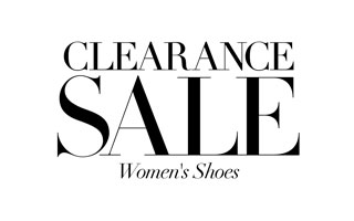 Clearance Womens Shoes