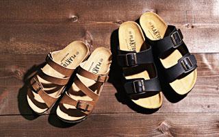Import Sandals:PLAKTON and more