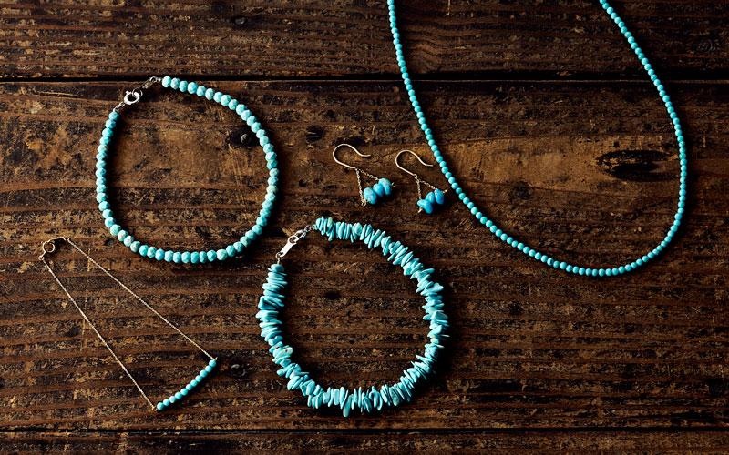 4SEASONS JEWELRY:Turquoise