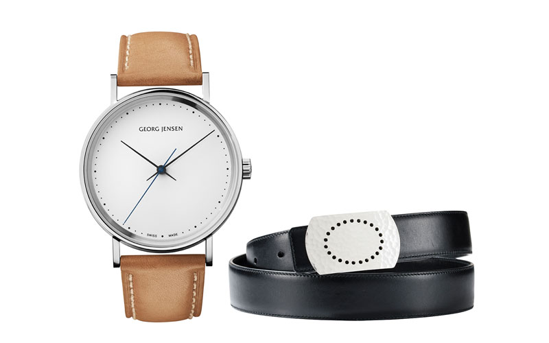 GEORG JENSEN : Men's & Watch