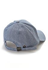 URBAN RESEARCH CAP/シャンブレー ライトブルー