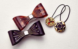 De-StijL: vintage hair accessories
