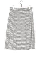UNTITLED BLUE LABEL ミレミアムダイヤJQスカート グレー