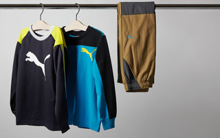 Puma for Junior&kids