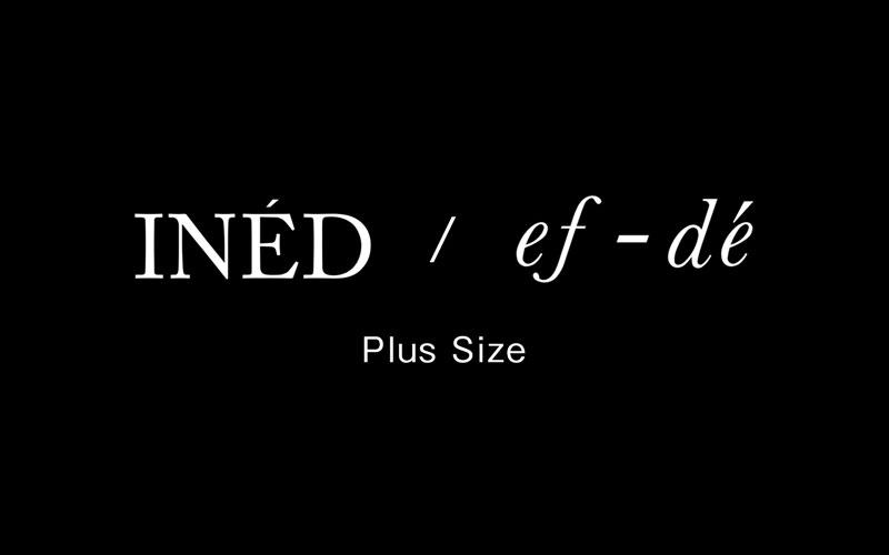 INED / ef-de: Plus Size