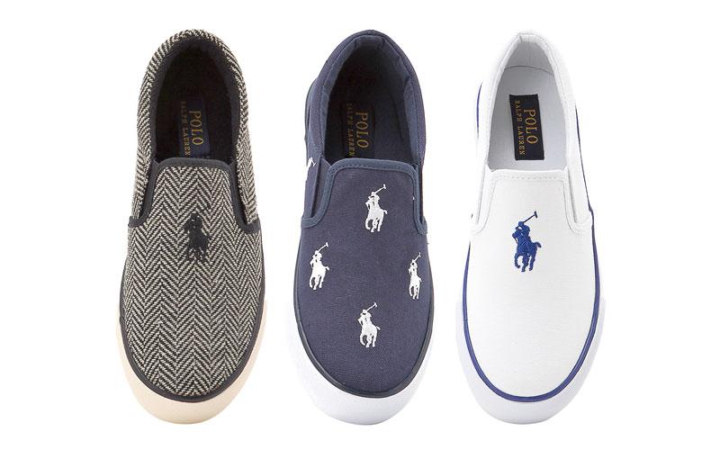 Polo Ralph Lauren Junior shoes