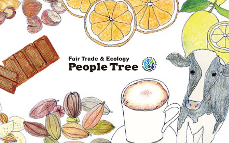 People Tree:Organic Chocolate