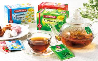 POMPADOUR TEA