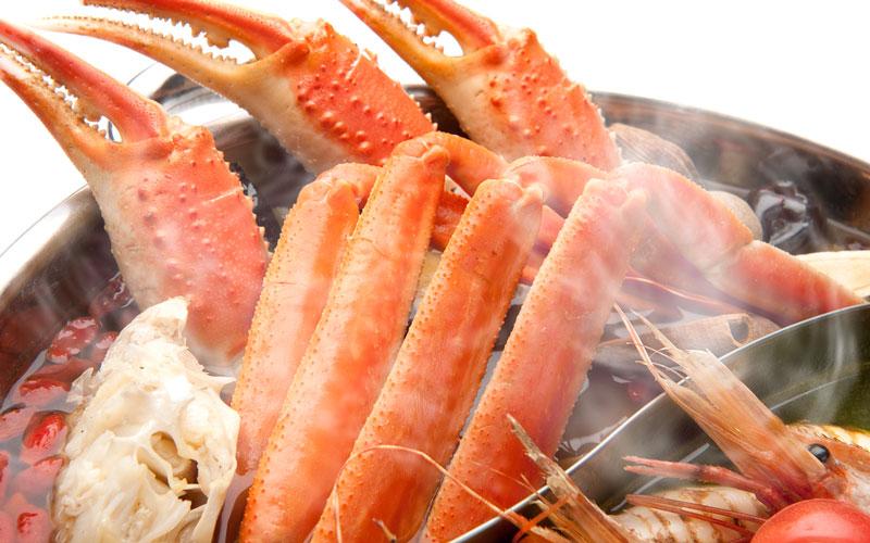 ボイルズワイ蟹2L-1kg