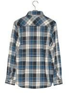 Sonny Label チェックシャツブルー